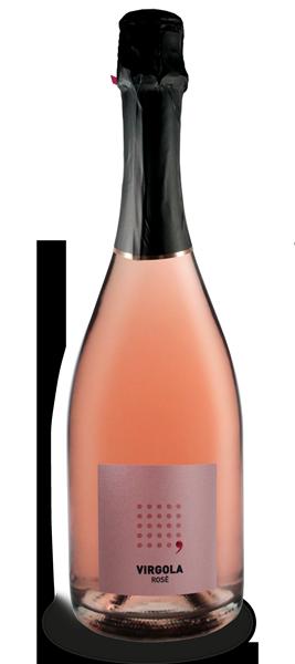 Virgola spumante rosa